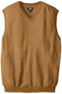 Cutter & Buck  - Douglas V-Neck Sweater Vest