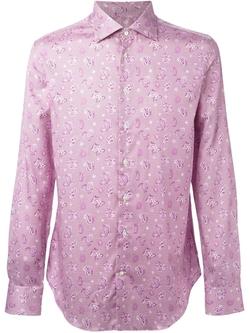 Etro   - Paisley Print Shirt