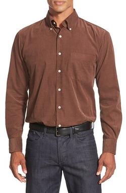 Peter Millar - Corduroy Sport Shirt