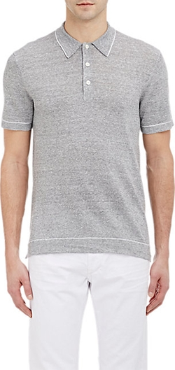 Rag & Bone - Tipped Harding Polo