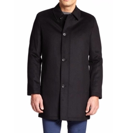 Saks Fifth Avenue Collection - Wool & Cashmere Coat