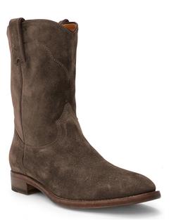 Ralph Lauren - Marlow Suede Boots