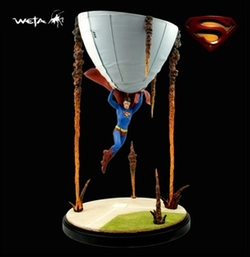 Weta - Superman Returns : Disaster Averted Statue