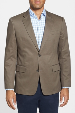 Nordstrom - Twill Sport Coat