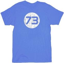 The Big Bang Theory - Sheldon 73 T-Shirt
