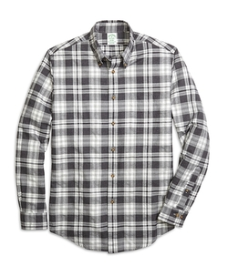 Brooks Brothers - Multi Plaid Sport Shirt