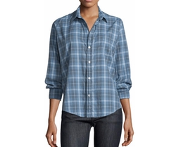 Frank And Eileen - Barry Long-Sleeve Plaid Shirt