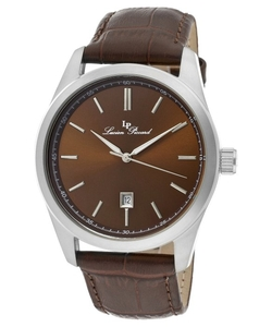 Piccard - Eiger Brown Genuine Leather And Dial Watch