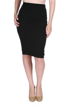 Veronica M. - Classic Pencil Skirt