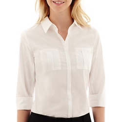 Worthington - Button-Down Shirt