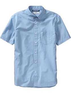 Old Navy - Classic Slim-Fit Shirt