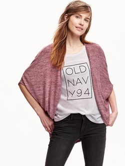 Old Navy - Open-Front Cocoon Cardigans