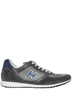Hogan - Olympia X Leather Running Sneakers