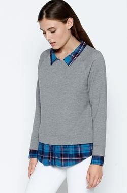 Joie - Keala Twofer Sweatshirt