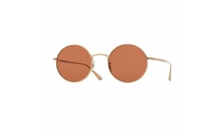 Oliver Peoples The Row  - After Midnight Round Sunglasses