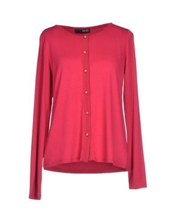 Liu •Jo - Round Neck Cardigan Sweater