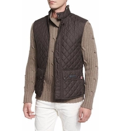 Belstaff - Lightweight Quilted Tech Vest