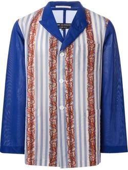 Comme Des Garçons Vintage - Striped Plus Jacket