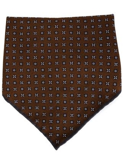 Brunello Cucinelli - Diamond Print Pocket Square
