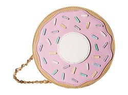 Gabriella Rocha - Sprinkled Donut Crossbody Bag