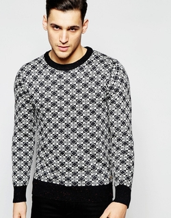 Scotch & Soda - Yan Knitted Sweater