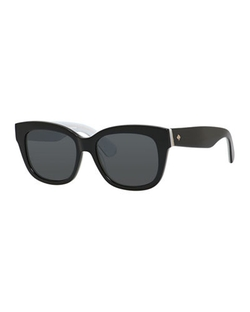 Kate Spade New York  - Lorelle Square Sunglasses