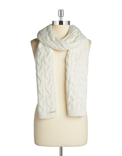 Michael Michael Kors - Cable Knit Scarf