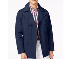 Michael Kors - Cameron Double-Breasted Raincoat