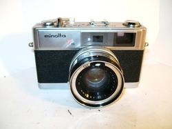 Minolta  - Vintage 7s 35mm Camera