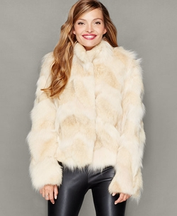 The Fur Vault - Coyote Fur Jacket