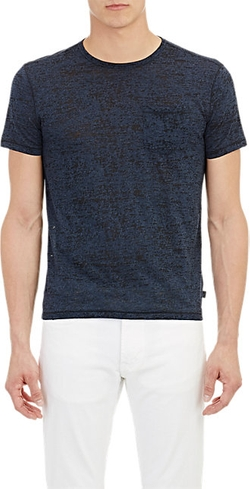 John Varvatos Star U.s.a. - Burnout Jersey T-Shirt
