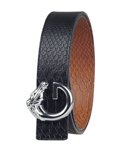 Fengwen - Reversible Genuine Leather Belt