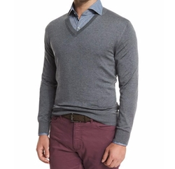 Ermenegildo Zegna - High-Performance Wool Sweater