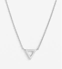 Bony Levy - Triangle Pendant Necklace