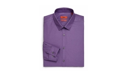 Hugo Boss  - Slim-Fit Cotton Dress Shirt