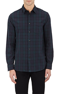 Rag & Bone - Plaid Beach Shirt