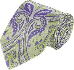 Etro - Paisley Jacquard Neck Tie
