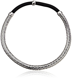 1AR by Uno Aerre - Snake Skin Choker Necklace