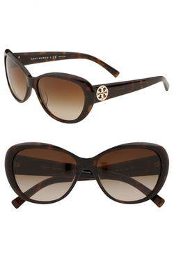 Tory Burch - Cat Eye Sunglasses