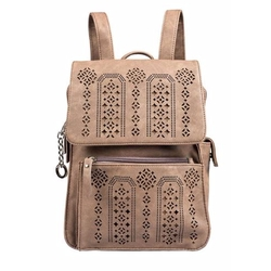 Coco + Carmen - Flap Top Backpack
