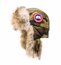 Canada Goose - Aviator Coyote Fur Trim Hat