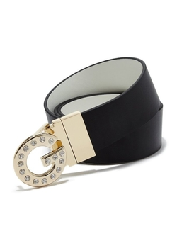 G By Guess - Reversible Logo Belt