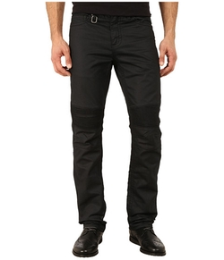 Request  - Stephen Moto Jeans in Black Costed