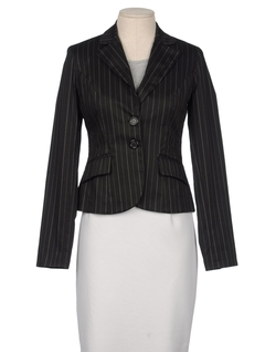 Maya - Striped Blazer
