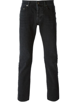Saint Laurent - Classic Washed Jeans