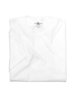 Brooks Brothers - Country Club Mercerized Cotton Crewneck