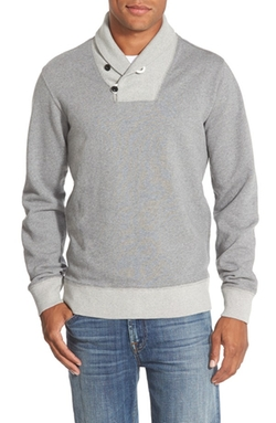 Bonobos - French Terry Slim Fit Shawl Collar Pullover