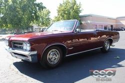Pontiac - 1964 GTO Convertible