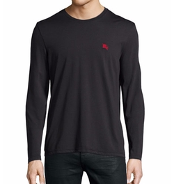 Burberry - Newing Long-Sleeve Crewneck Shirt