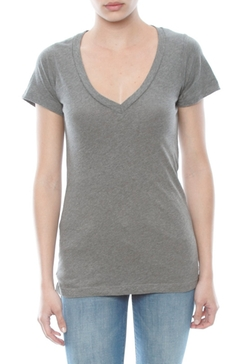 LnA  - Deep V Tee Shirt